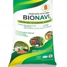Phân hữu cơ sinh học BIONAVI3