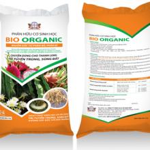 Phân hữu cơ sinh học Bio Organic
