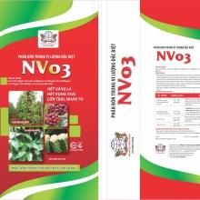 Phân bón trung vi lượng đặc biệt NVo3