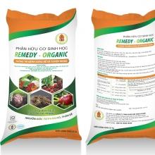 Phân hữu cơ sinh học REMEDY - ORGANIC