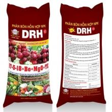 Phân bón hỗn hợp NPK - DRH 17-5-18 + Bo +MgO +TE