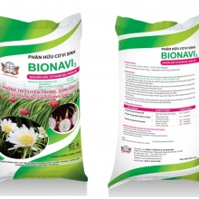 Phân hữu cơ sinh học BIONAVI-3 - Thanh Long